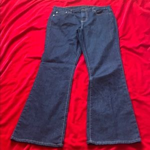 LIKE NEW - Calvin Klein Jeans Size 32/12